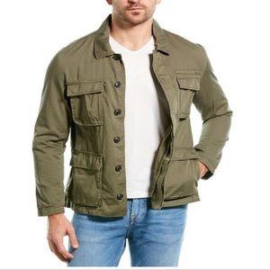 John Varvatos Star USA Garment-Dyed Field Jacket
